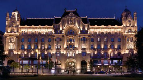 Four Seasons Hotel Gresham Palace Budapest - Budapest, Hungary
