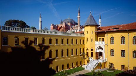 Four Seasons Hotel Istanbul at Sultanahmet - Istanbul, Turkey
