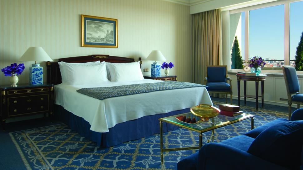 Four Seasons Hotel Ritz Lisbon - Lisbon, Portugal