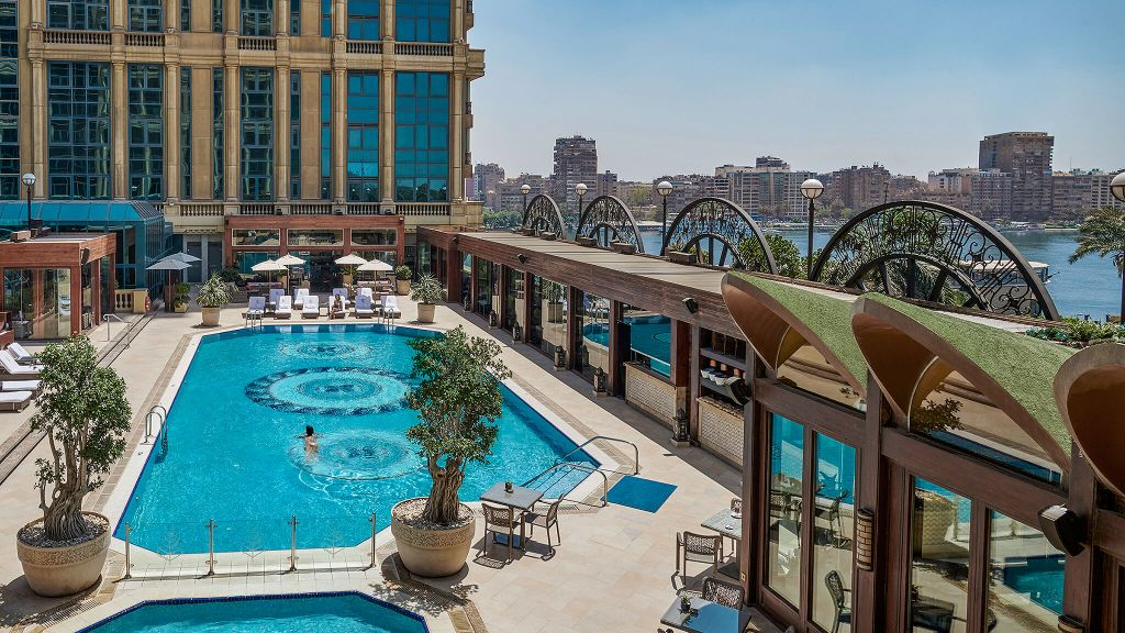 Four Seasons Hotel Cairo at The First Residence, Greater