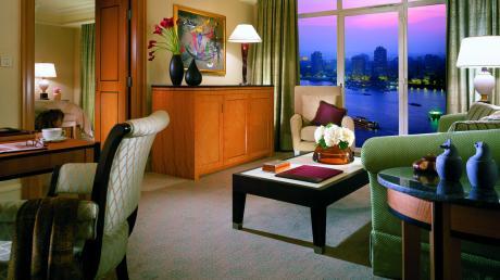 Four Seasons Hotel Cairo at Nile Plaza - Cairo, Egypt