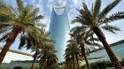 Exterior  Four  Seasons  Riyadh  Kingdom  Centre.