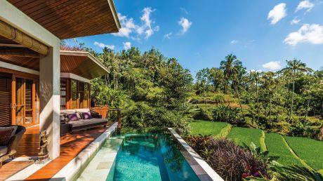 Four Seasons Resort Bali at Sayan - Ubud, Indonesia