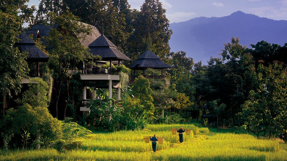 Four Seasons Resort Chiang Mai - Chiang Mai, Thailand