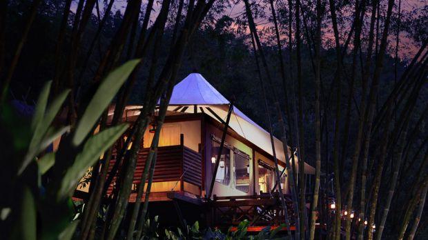 Four Seasons Tented Camp — Chiang Rai, Thailand