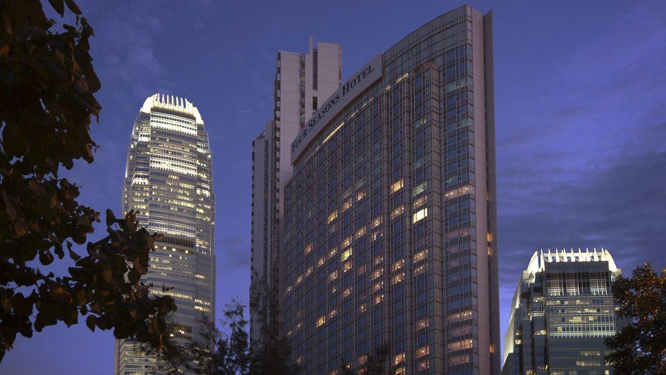 Four Seasons Hotel Hong Kong Hong Kong S A R China