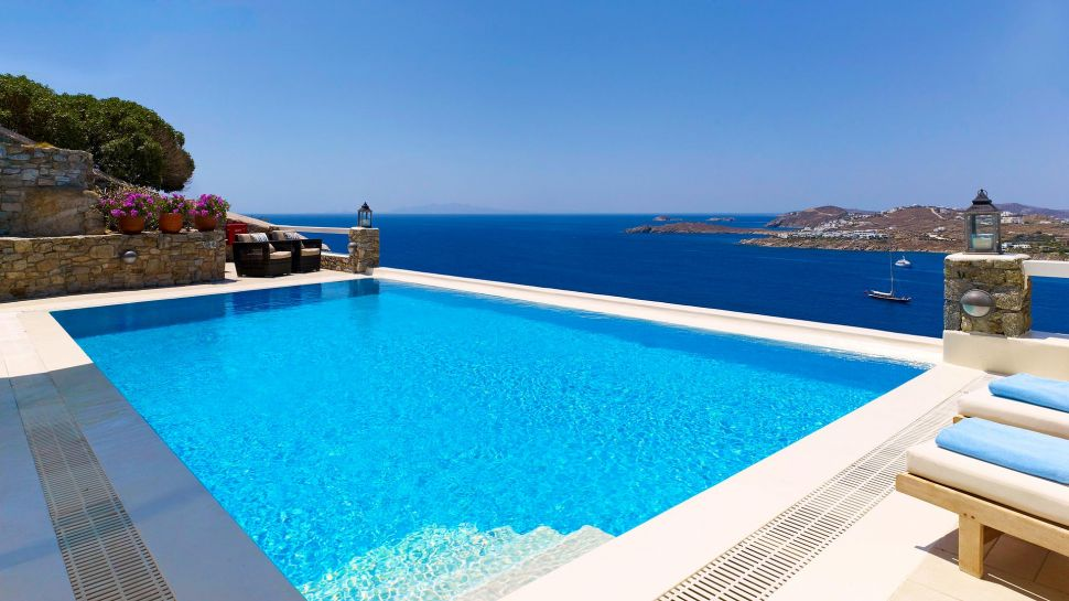 Santa Marina Resort & Villas - Mykonos, Greece