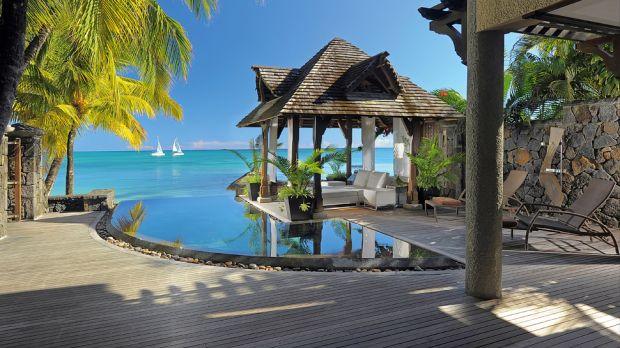 Royal Palm Hotel — Grand Baie, Mauritius