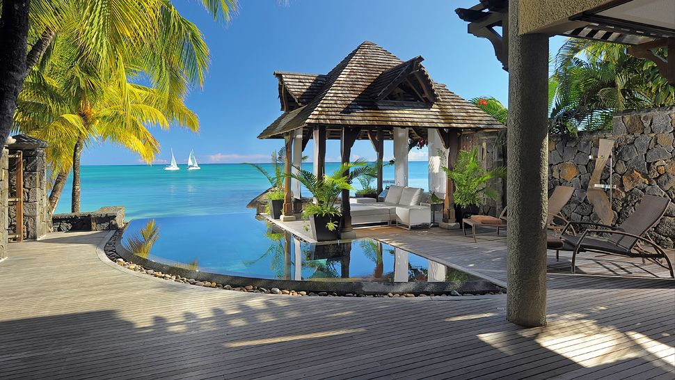 Royal Palm Beachcomber - Grand Baie, Mauritius