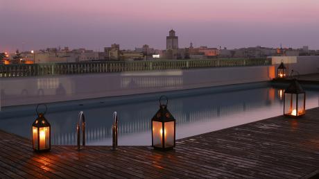 Heure Bleue Palais - Essaouira, Morocco