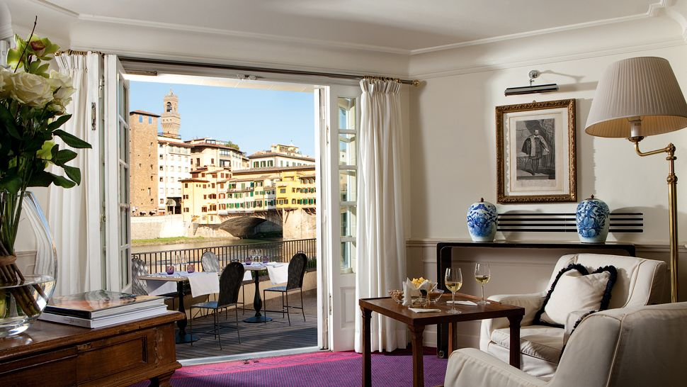 Hotel lungarno tuscany italy for Interior design jobs in florence italy