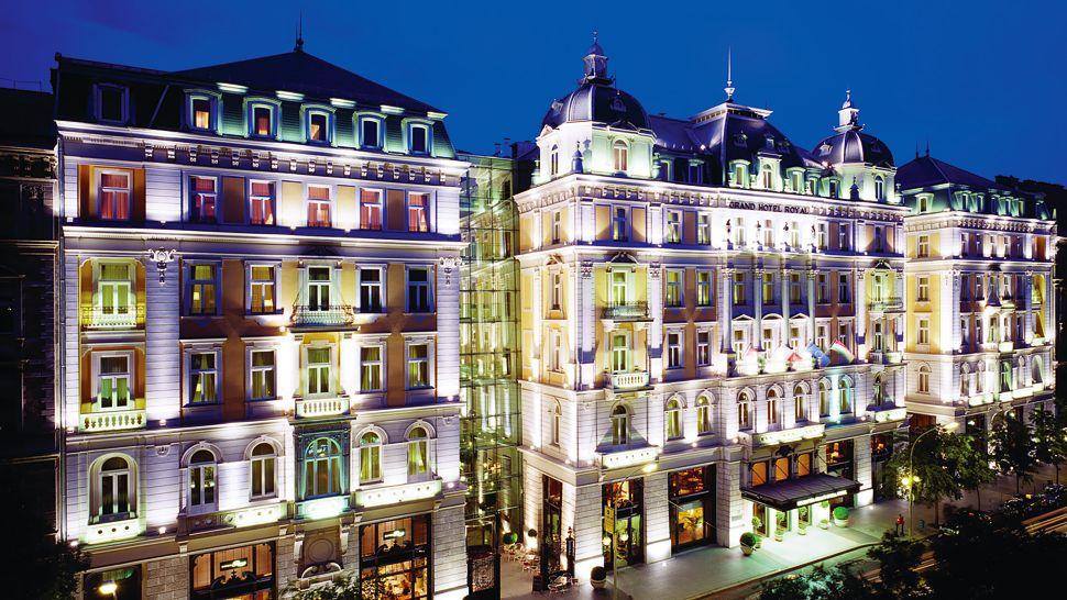 Corinthia Hotel Budapest — Budapest, Hungary