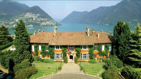 Villa Principe Leopoldo - Lugano, Switzerland