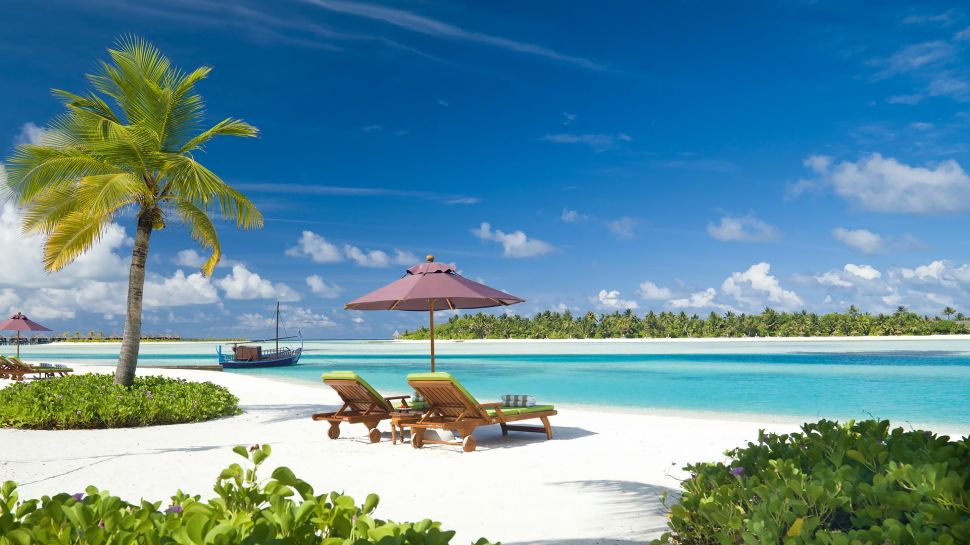 Naladhu Maldives - Veligandu, Maldives