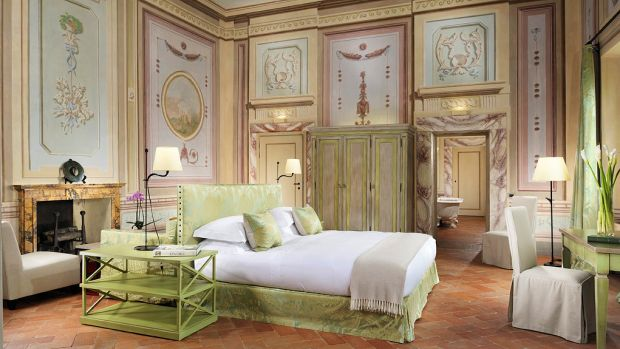Castello del Nero Hotel & Spa — Florence, Italy