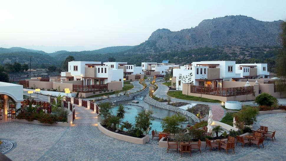 Lindian Village - Lardos, Greece