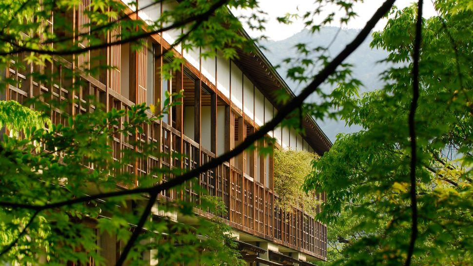 Gora Kadan — Gora, Japan