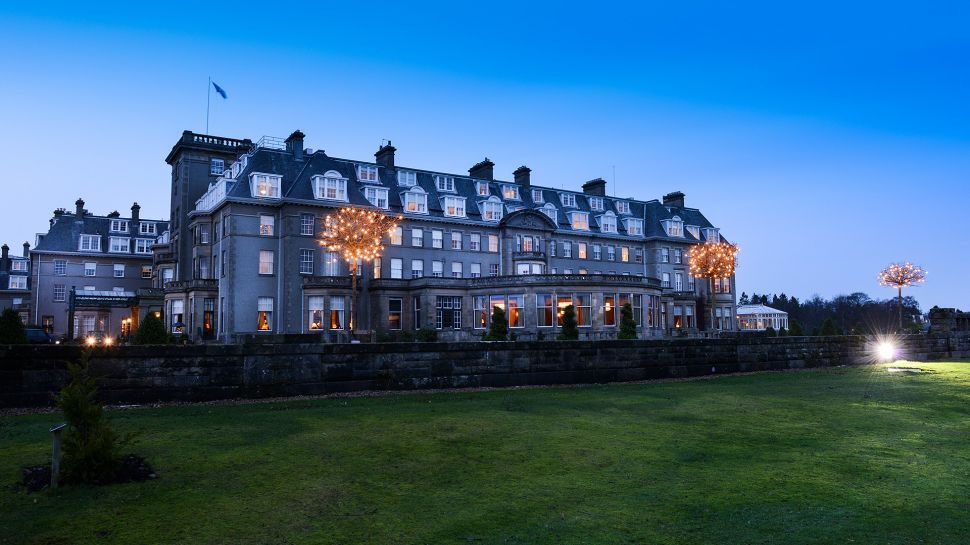 Auchterarder United Kingdom  city pictures gallery : Gleneagles — Auchterarder, United Kingdom