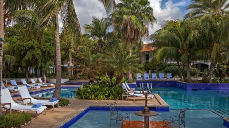 Floris Suite Hotel - Spa & Beach Club - Piscadera Bay, Netherlands Antilles