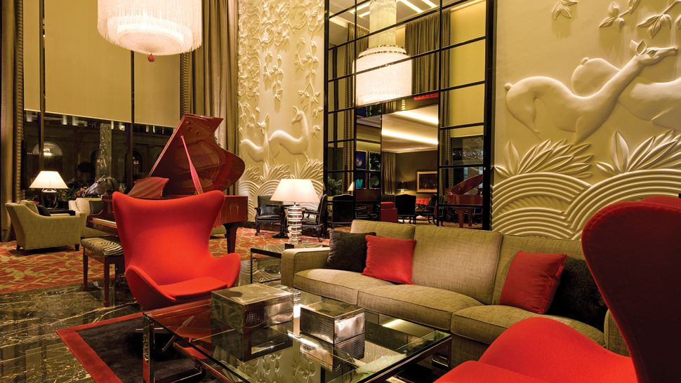 Four Seasons Hotel London at Park Lane — London, United Kingdom