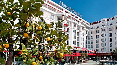 Hôtel Majestic Barrière Cannes - Cannes, France