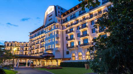 Hotel Royal - Evian Resort - Évian-les-Bains, France