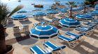 Private beach  Royal  Riviera 2019.