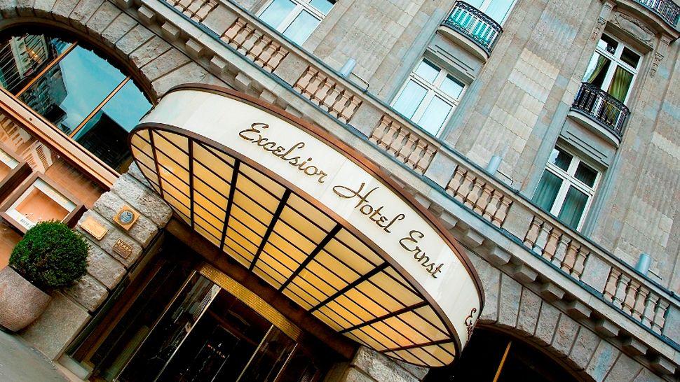Excelsior Hotel Ernst — Cologne, Germany