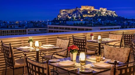 King George, A Luxury Collection Hotel, Athens - Athens, Greece