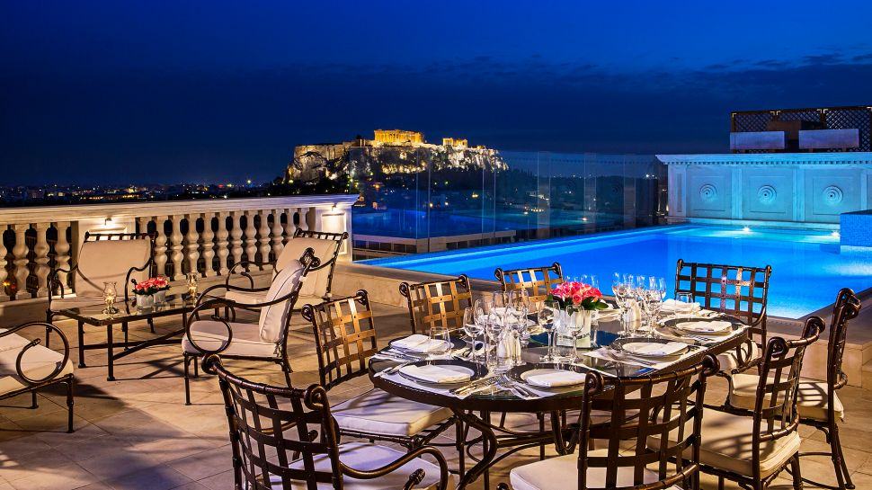 King George A Luxury Collection Hotel Athens Attica Greece