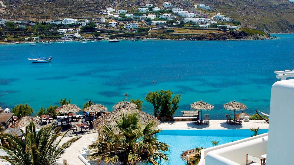 Kivotos — Mykonos, Greece