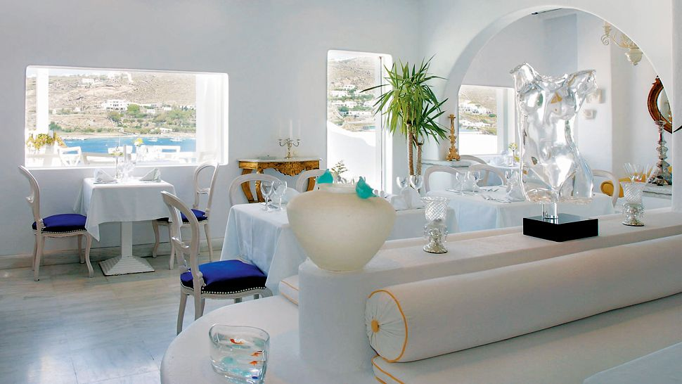 Kivotos — Mykonos, Greece