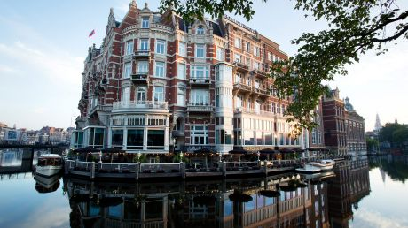 Hotel de l'Europe - Amsterdam, Netherlands