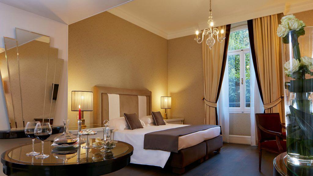 Hotel regency florence tuscany italy for Hotel design florence