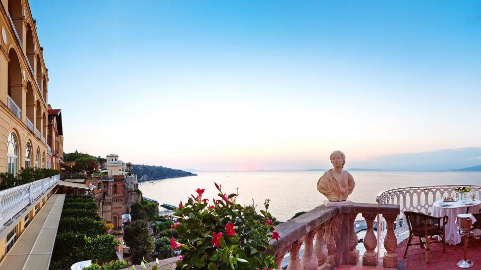 Grand Hotel Excelsior Vittoria - Sorrento, Italy
