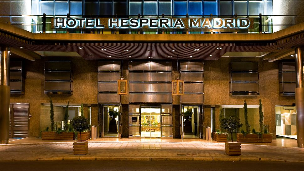 Hotel Hesperia Madrid - Madrid, Spain