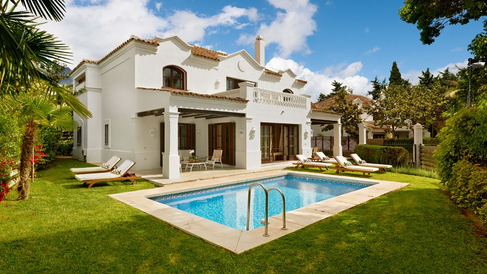 Marbella Golf Property For Sale