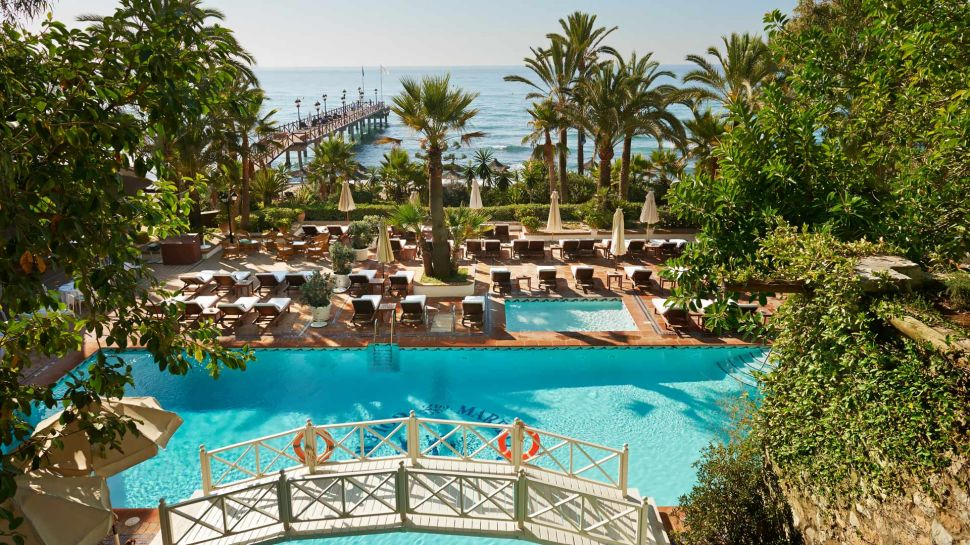 Marbella Club Hotel, Golf Resort & Spa - Marbella, Spain