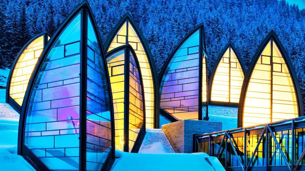 Tschuggen Grand Hotel Arosa - Arosa, Switzerland