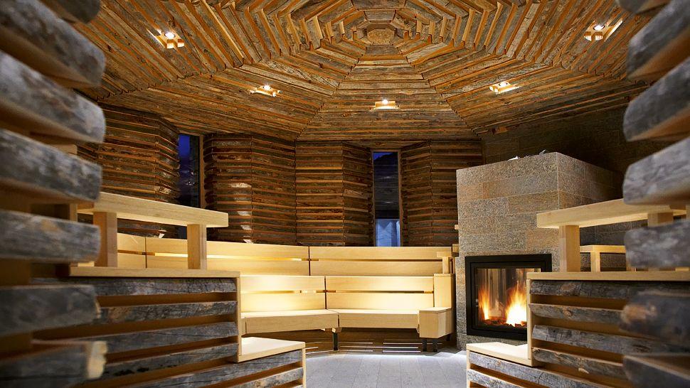 Tschuggen Grand Hotel Arosa — Arosa, Switzerland