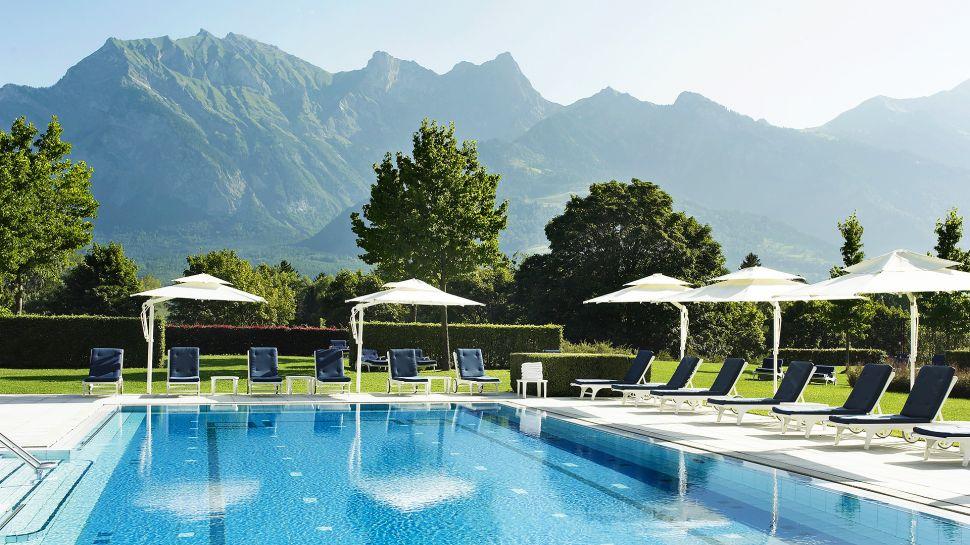 grand resort bad ragaz st gallen İsvi231re