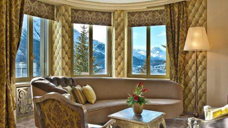 Carlton Hotel St. Moritz - St. Moritz, Switzerland