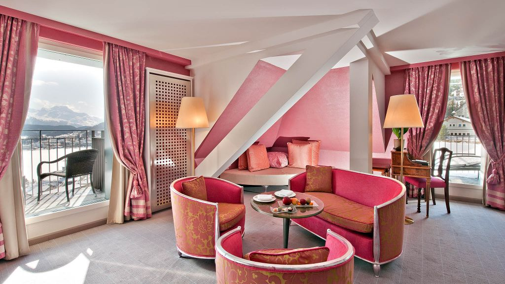 Carlton Hotel St. Moritz, St. Moritz, Graubünden