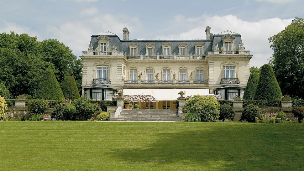 Château Les Crayères — Reims, France