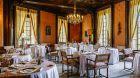 Restaurant  Chateau de la  Treyne.