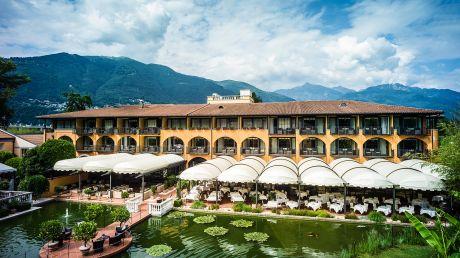 HOTEL Giardino - Ascona, Switzerland
