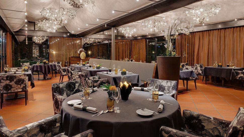 HOTEL Giardino — Ascona, Switzerland
