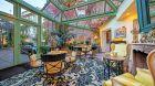 Winter  Garden  Stiliai  Hotel.