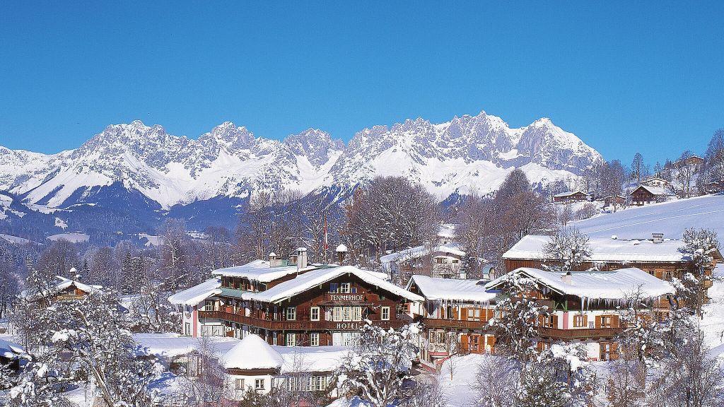Hotel Tennerhof - Kitzbühel, Austria