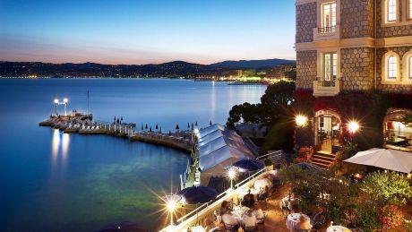Belles Rives Hotel - Juan-les-Pins, France